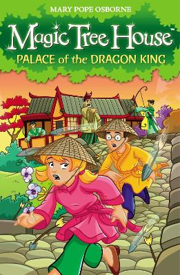 Magic Tree House 14: Palace of the Dragon King book