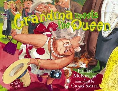 Grandma Meets the Queen by Helen McKinlay