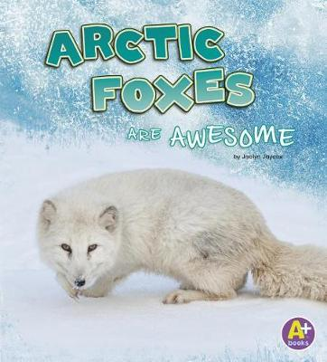 Arctic Foxes are Awesome by Jaclyn Jaycox