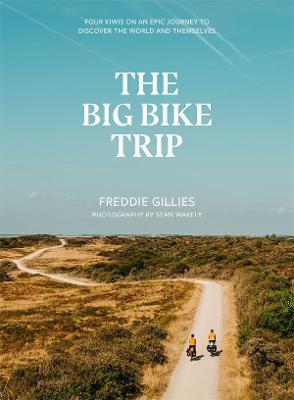 The Big Bike Trip book