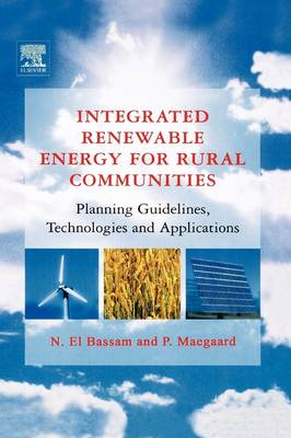 Integrated Renewable Energy for Rural Communities book