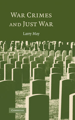 War Crimes and Just War book
