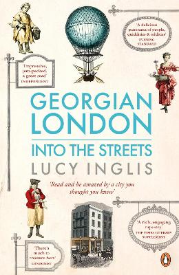 Georgian London book