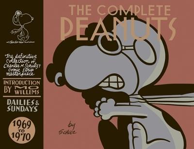 Complete Peanuts 1969-1970 book