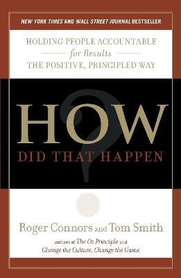 How Did That Happen? book