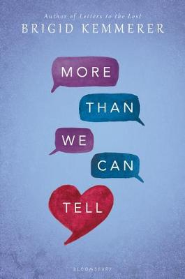 More Than We Can Tell book