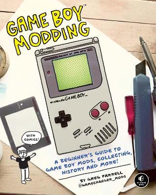 Game Boy Modding book