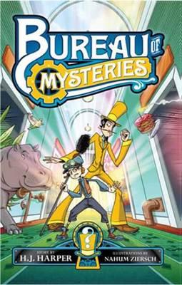 Bureau Of Mysteries by H.J. Harper