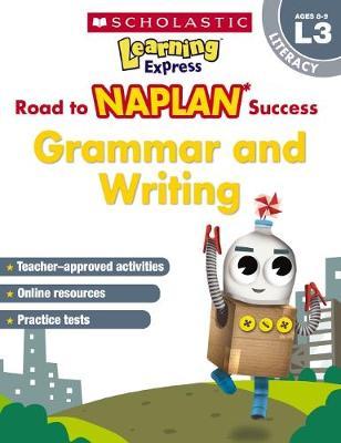 Learning Express NAPLAN: Grammar & Writing NAPLAN L3 book