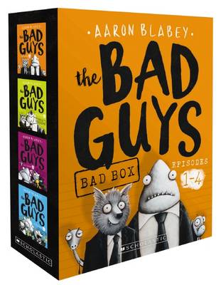 Bad Guys: Bad Box by Aaron Blabey