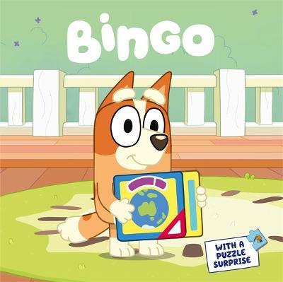 Bluey: Bingo book