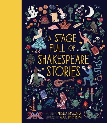 A Stage Full of Shakespeare Stories by Angela McAllister