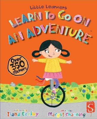 Learn To Go On An Adventure book