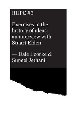 Exercises in the History of Ideas by Suneel Jethani