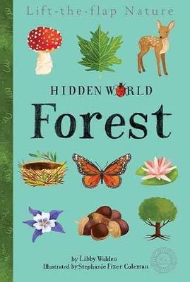 Hidden World: Forest by Libby Walden