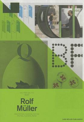 A5/07: Rolf Muller: Stories, Systems, Marks by Jens Muller