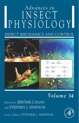 Advances in Insect Physiology by Stephen Simpson