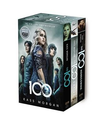 The 100 Boxed Set by Kass Morgan