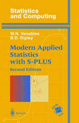 Modern Applied Statistics with S-Plus by Brian D. Ripley