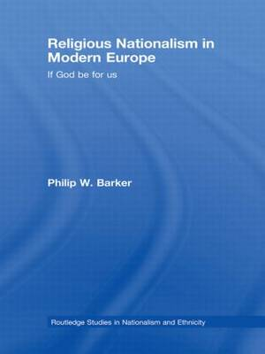 Religious Nationalism in Modern Europe book