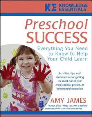 Preschool Success book