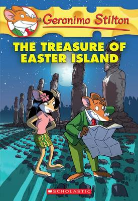 The Treasure of Easter Island (Geronimo Stilton #60) by Geronimo Stilton