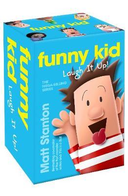 Funny Kid Six-Book Boxed Set (Funny Kid, #1-6) by Matt Stanton