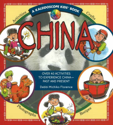 China by Debbi Michiko Florence