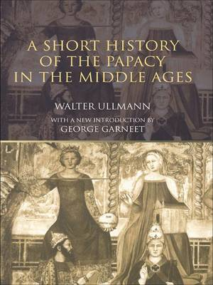Short History of the Papacy in the Middle Ages book
