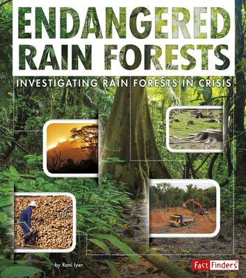Endangered Rain Forests book
