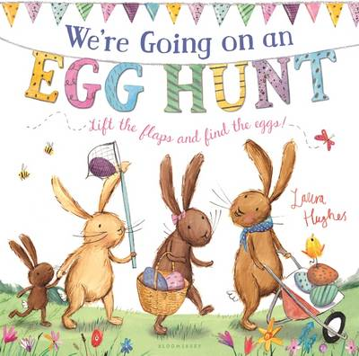 We're Going on an Egg Hunt book