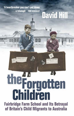 Forgotten Children book