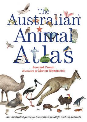 Australian Animal Atlas book