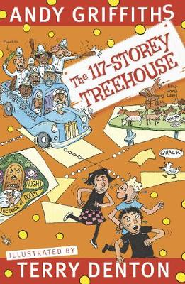 The 117-Storey Treehouse book