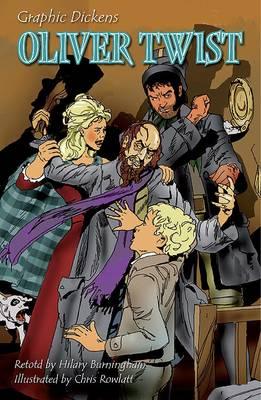 Oliver Twist by Hilary Burningham