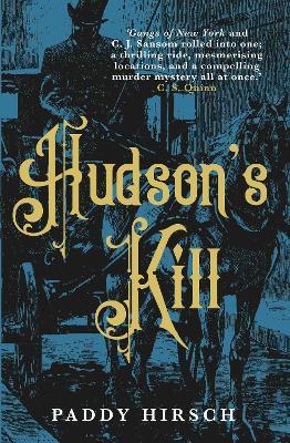 Hudson's Kill by Paddy Hirsch