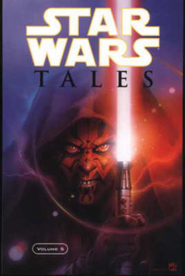 """""""Star Wars"""" Tales  v. 5 by Cary Nord"""