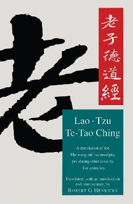 Te-Tao Ching book