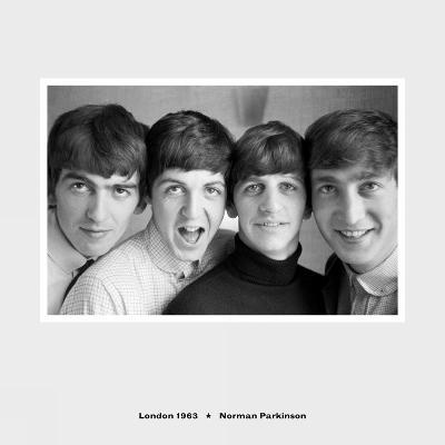 The Beatles: London, 1963. Norman Parkinson by Norman Parkinson