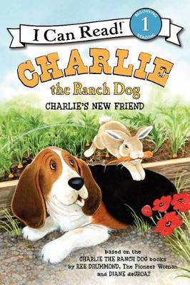 Charlie the Ranch Dog: Charlie's New Friend book