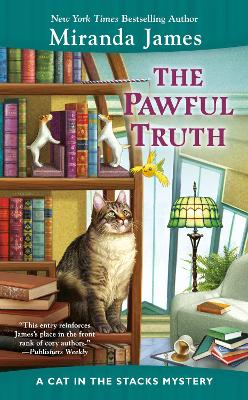 The Pawful Truth: A Cat in the Stacks Mystery book