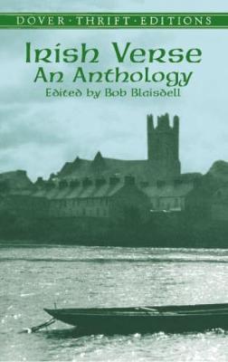 Irish Verse book
