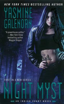 Night Myst book