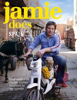 Jamie Does book