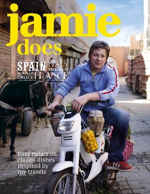 Jamie Does by Jamie Oliver