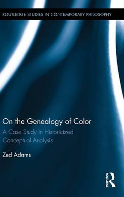 On the Genealogy of Color book