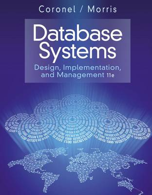 Database Systems: Design, Implementation, & Management by Carlos Coronel