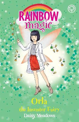 Rainbow Magic: Orla the Inventor Fairy: The Discovery Fairies Book 2 by Daisy Meadows