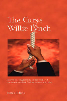 Curse of Willie Lynch book