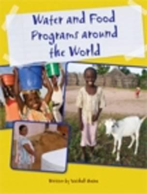 C and E: Water and Food Programs by Vaishali Batra